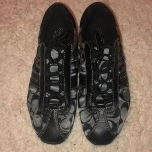 COACH SNEAKERS. negotiable